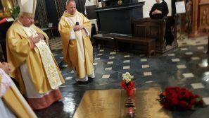 Msza św. w Katedrze na Wawelu w 5. rocznicę śmierci kard. Franciszka Macharskiego
