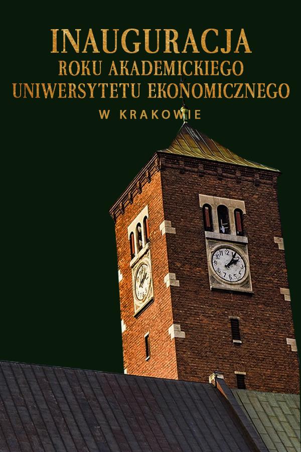Inauguracja Roku Akademickiego na Uniwersytecie Ekonomicznym