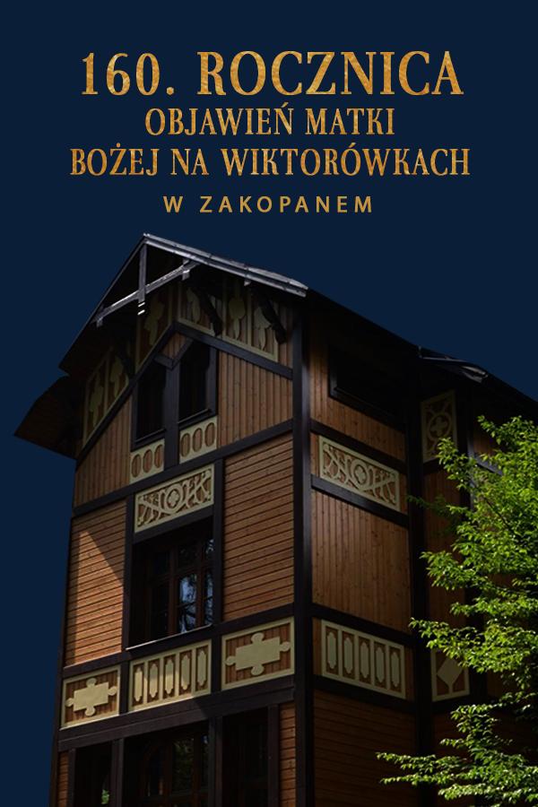 Konferencja w 160. rocznicę objawień MB na Wiktorówkach