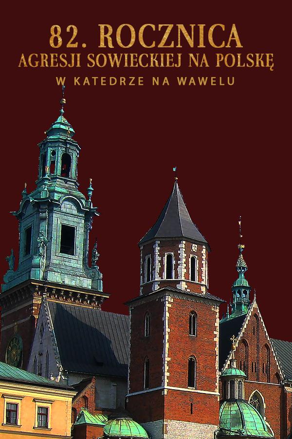 Msza św. w 82. rocznicę agresji sowieckiej na Polskę