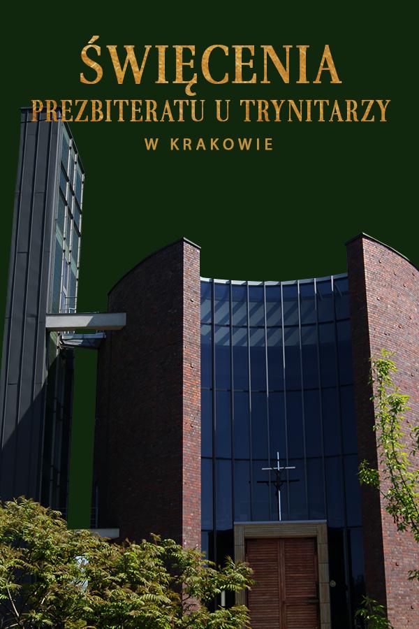 Święcenia prezbiteratu u ojców Trynitarzy