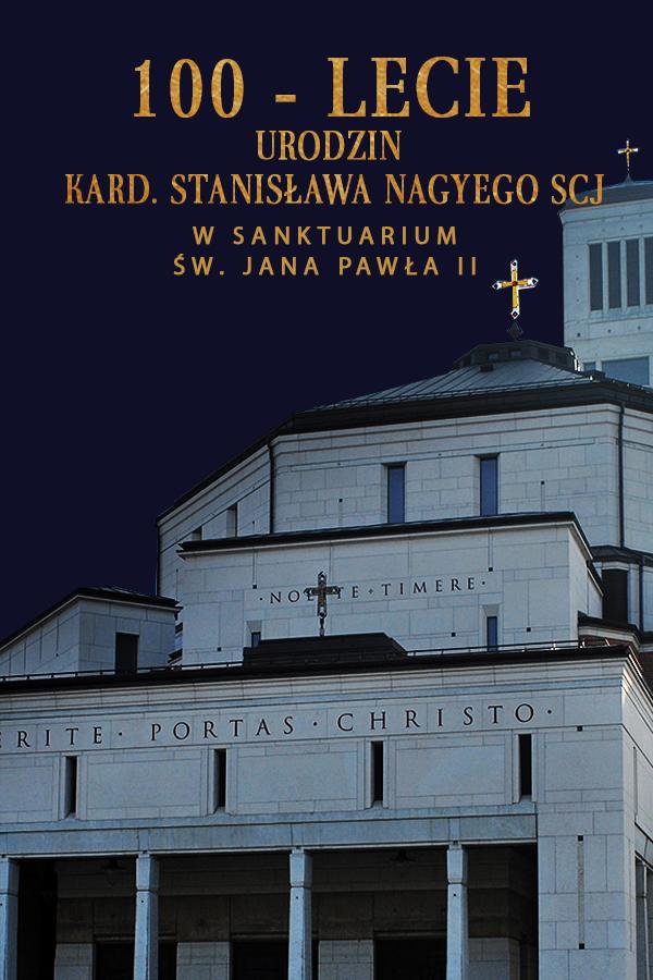 Msza św. w 100-lecie urodzin kard. S. Nagyego SCJ
