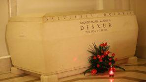 Abp Marek Jędraszewski w 10. rocznicę śmierci kard. Andrzeja Marii Deskura: Towarzyszył modlitwą, cierpieniem, bliskością Janowi Pawłowi II