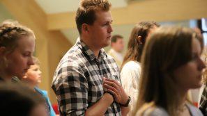 Abp Marek Jędraszewski do młodych o konieczności wspólnej troski o Kościół