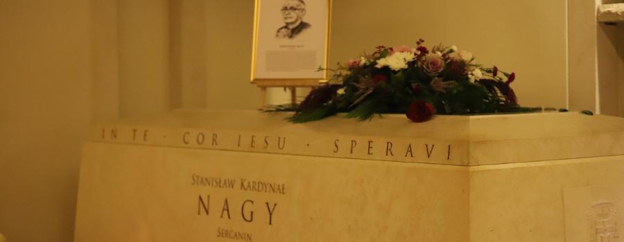 Abp Marek Jędraszewski o kard. Stanisławie Nagym: Wierny do końca Kościołowi, swemu zgromadzeniu i Janowi Pawłowi II