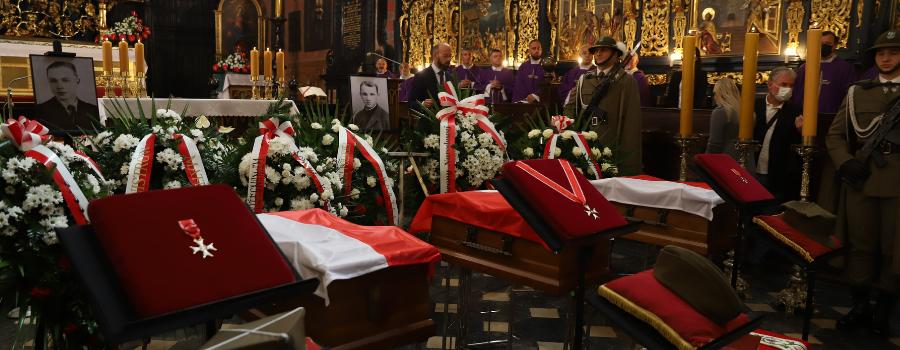 Ks. Władysław Gurgacz spoczął na Cmentarzu Rakowickim w Krakowie