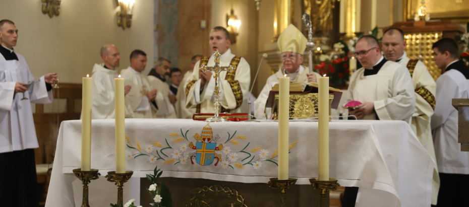 Abp Marek Jędraszewski: Kościół potrzebuje kapłanów gotowych, by świadczyć