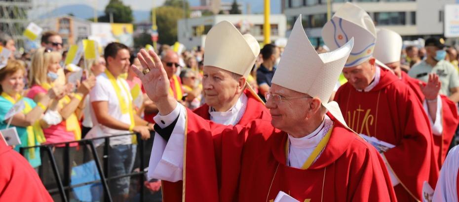 Papież Franciszek do słowackich grekokatolików: chrześcijaństwo bez krzyża staje się bezowocne