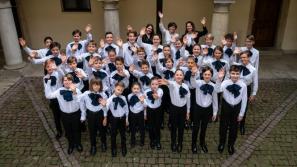 Koncert Chóru Chłopięcego Filharmonii im. Karola Szymanowskiego w Krakowie