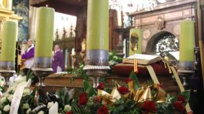 Kościół krakowski i władze państwowe żegnają ks. prałata Zdzisława Sochackiego