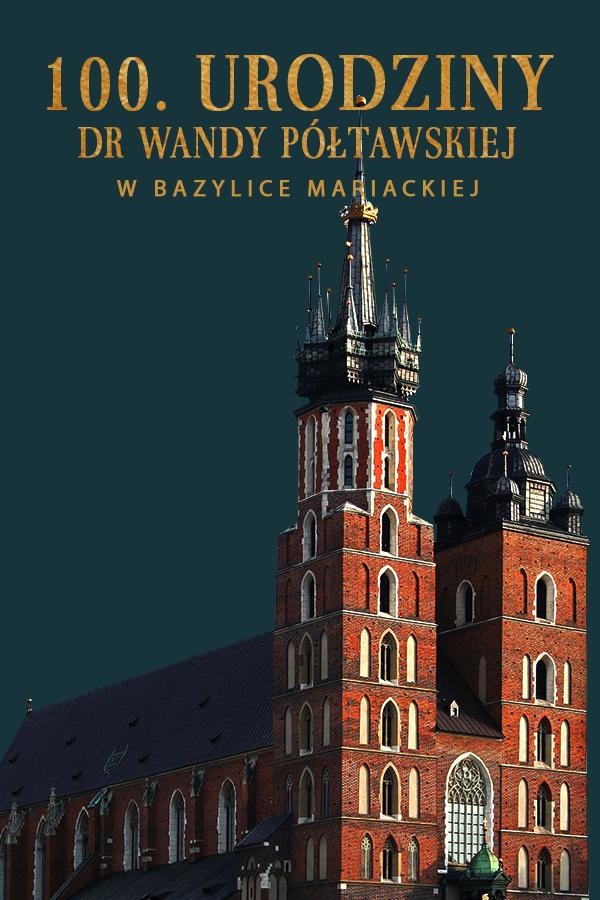 Msza św. w 100-lecie urodzin Wandy Półtawskiej