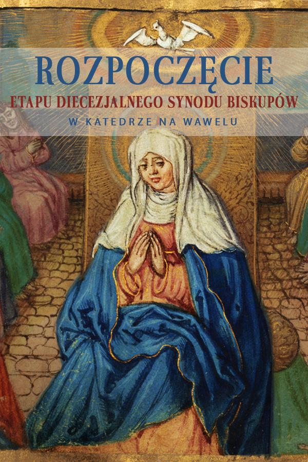 Inauguracja Synodu Biskupów – Etap Diecezjalny w Archidiecezji Krakowskiej