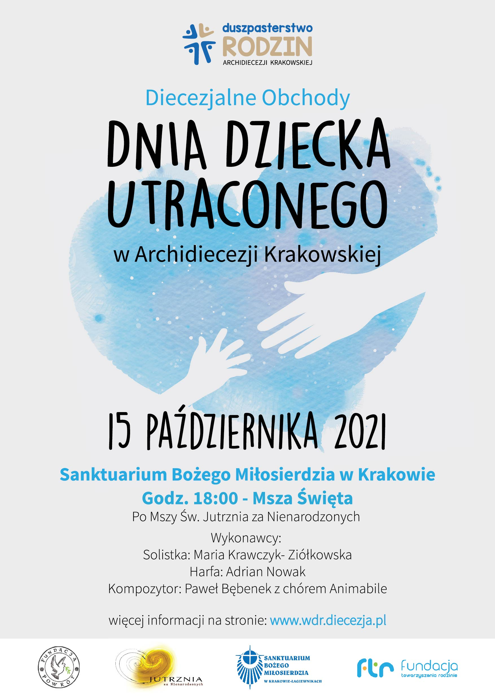Dzień Dziecka Utraconego w Krakowie
