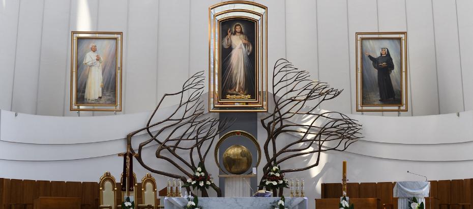 Miłosierdzie nadzieją dla świata. Październikowe przygotowanie do 20-lecia zawierzenia świata Bożemu Miłosierdziu