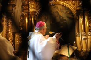 Abp Marek Jędraszewski o gotowości św. Franciszka do pełnienia woli Bożej
