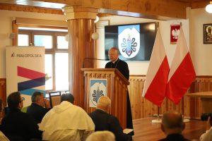 """XIII Międzynarodowe Forum Górskie """"160 Rocznica Objawienia na Wiktorówkach"""""""
