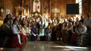 100-lecie poświęcenia i 10-lecie konsekracji kościoła św. Anny w Zębie